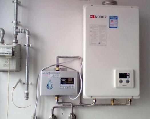 燃气热水器没热水