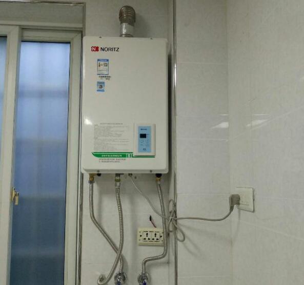 恒温式燃气热水器